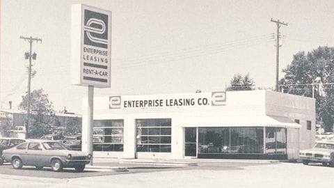 Enterprise branch location